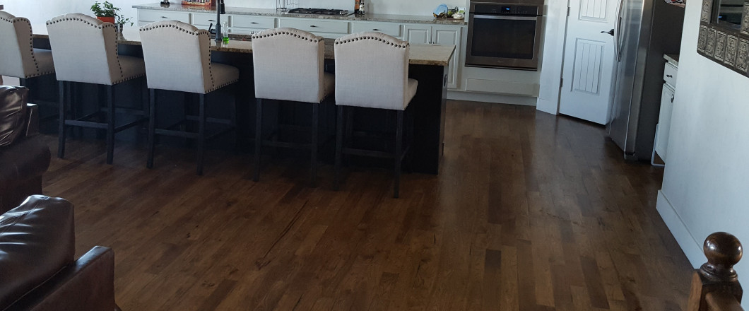 Check out our wide selection of prefinished and engineered hardwood flooring